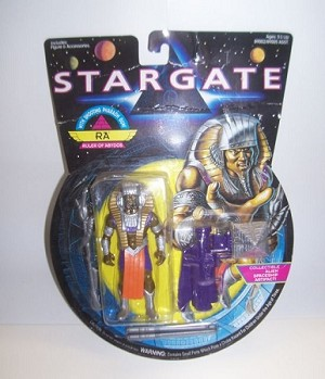 Stargate Action Figure Ra