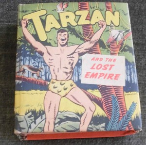 BLB #1442 - Tarzan and the Lost Empire