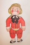 Buster Brown Doll